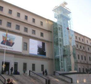 Museo Nacional Centro de Arte Reina Sofía en Madrid 2