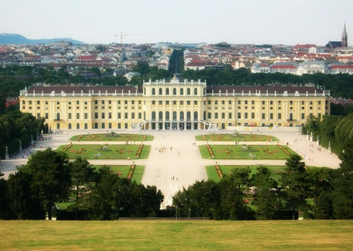 Un paseo por Viena 1