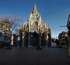 Rouen, la ciudad de Juana de Arco 2