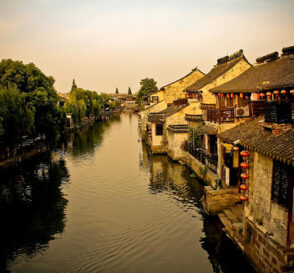 Xitang, cerca del paraíso en China 2
