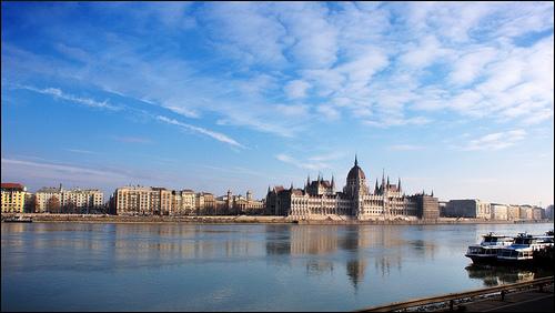 Budapest, ciudad de balnearios 1