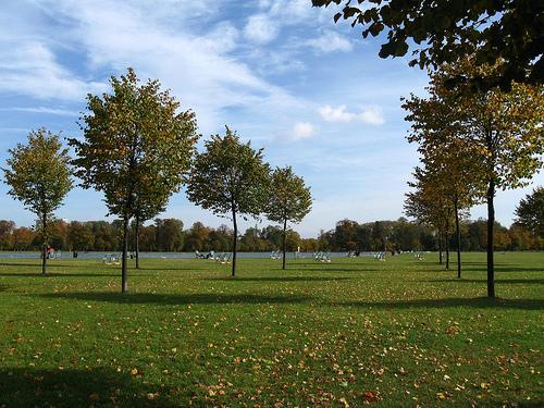 Hyde Park de Londres 1