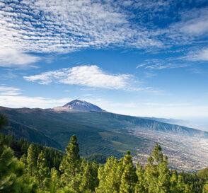El Parque Nacional del Teide en Tenerife 1