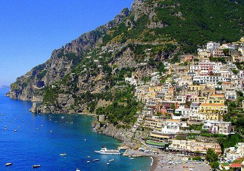 La Costa de Amalfi en Italia 3