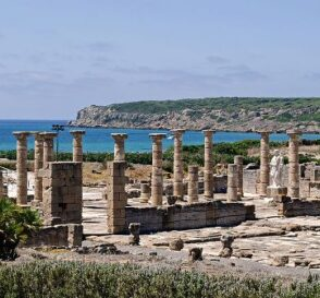 Conjunto Arqueológico Baelo Claudia en Tarifa 1