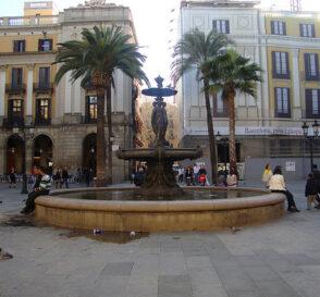 Un paseo por el gótico barcelonés I 1