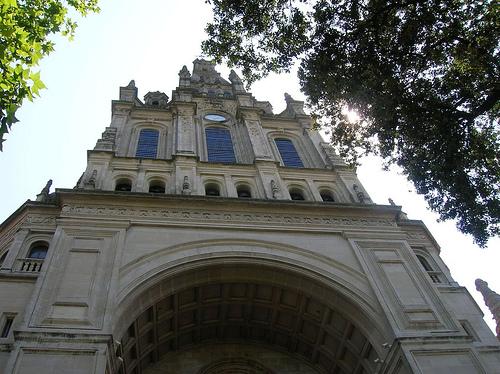 Iglesias y monumentos religiosos en Bilbao 1
