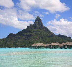 Bora Bora, el paraíso existe 1