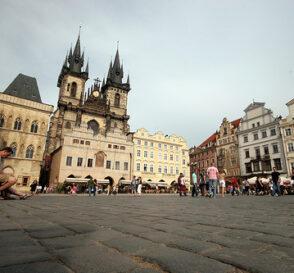 Praga, una ciudad que enamora 1