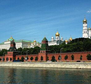 Visita el Kremlin en Moscú 1