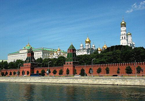 Visita el Kremlin en Moscú 12