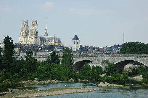 Orleáns, la pequeña gran joya del Loira 1