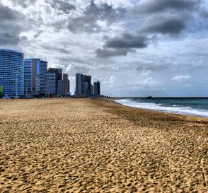 Fortaleza, las mejores playas en Brasil 2