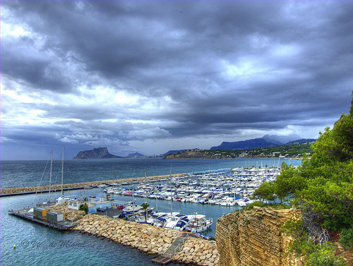 Puerto de Moraira