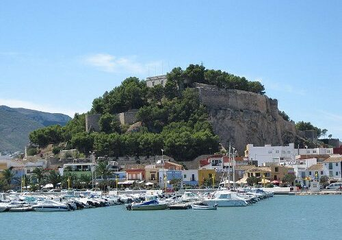 Castillo de Denia 13