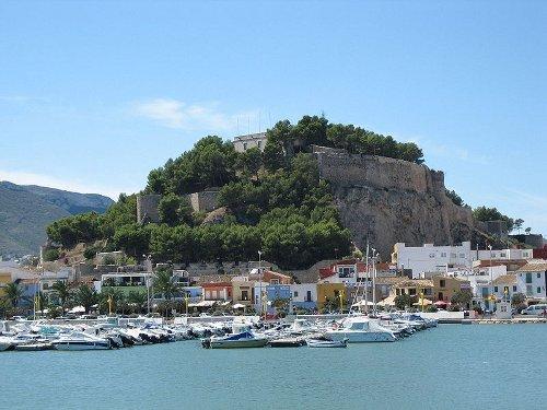 Castillo de Denia 1