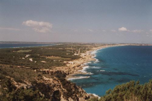 Actividades al aire libre en Formentera 4