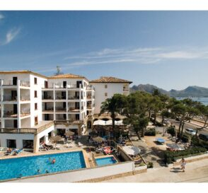 Hotel Uyal en Puerto Pollensa, Mallorca 1