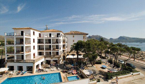 Hotel Uyal en Puerto Pollensa, Mallorca 7