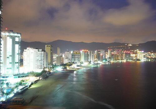 Vida nocturna en Acapulco 2