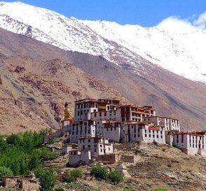 Monasterios budistas en Ladakh, India 1