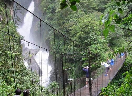 Baños, paraíso natural en Ecuador 1