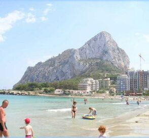 Calpe, vacaciones en la Costa Blanca 3