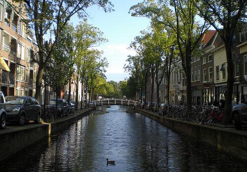 Delft, la ciudad natal de Vermeer 7