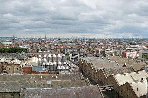 Dúblin, ciudad de la Guinness. 2