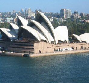 Visita la Ópera de Sidney 2