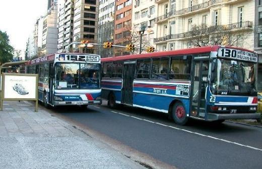 Autobuses en Buenos Aires 1