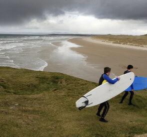 Playas en Donegal, Irlanda 2