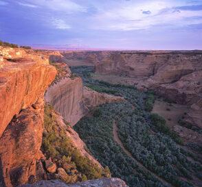 El Cañón de Chelly en Arizona 2
