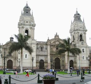 Catedral de Lima 2