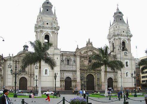 Catedral de Lima 1