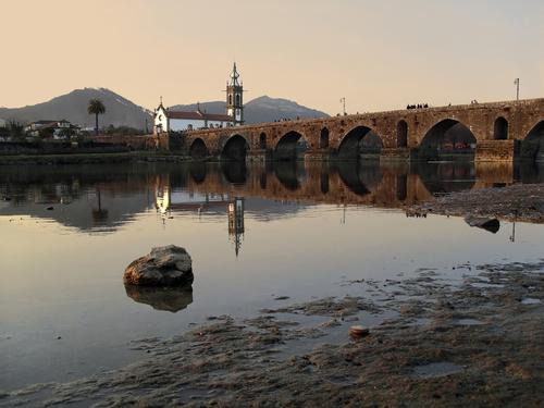 Ponte de Lima, Camino de Santiago en Portugal 1
