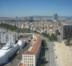 Barceloneta, barrio pescador de Barcelona 2