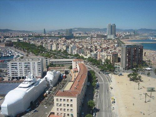 Barceloneta, barrio pescador de Barcelona 1