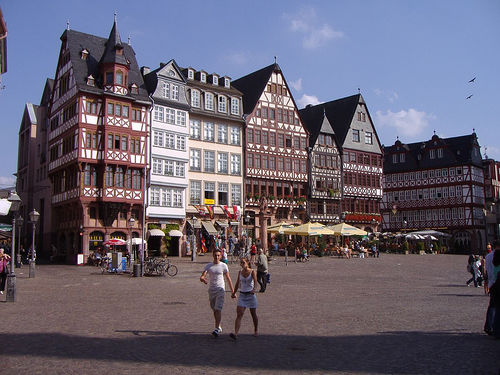 Frankfurt, diversidad alemana 1