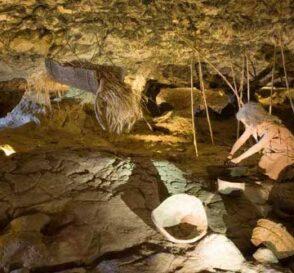 Cueva de las Ventanas en la provincia de Granada 2