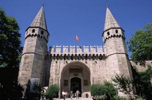 El Palacio Topkapi en Estambul 1