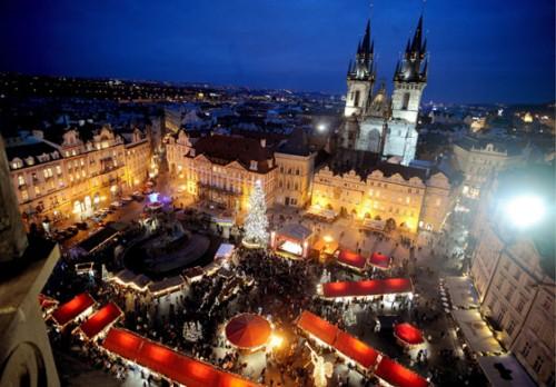 Mercadillos navideños en Europa 2