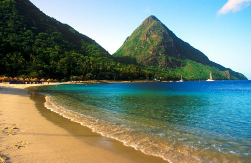 Santa Lucía, la isla más perfecta del Caribe 9