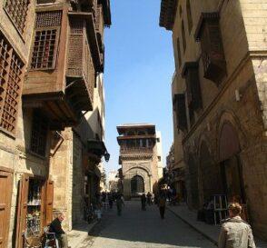 El Cairo, extraña ciudad milenaria 1