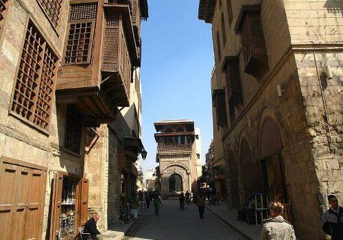 El Cairo, extraña ciudad milenaria 6