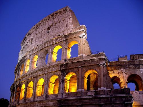 Roma, la ciudad eterna 1