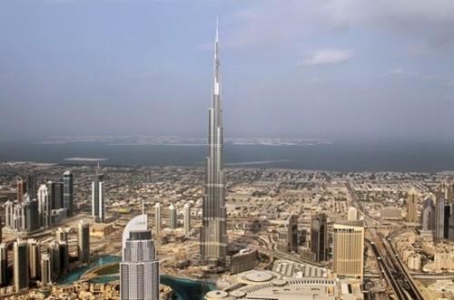 Burj Dubai, el edificio más alto del mundo 1