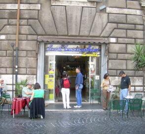 San Eustaquio Café, el mejor café de Roma 1