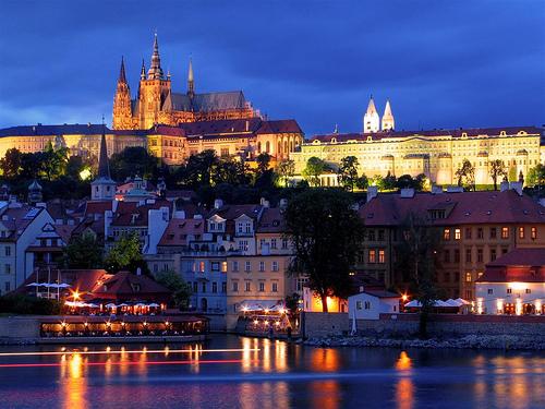 Dos días de turismo en Praga 1