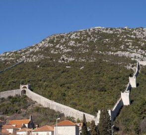 Ston, las murallas de Croacia 2